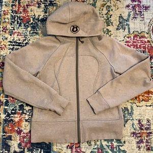 Scuba hoodie size 8
